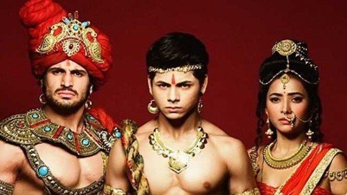 Sinopsis Chandra Nandini  ANTV Episode 73 Jumat 16 Maret. Dharma Pingsan di Kamar Bindusara