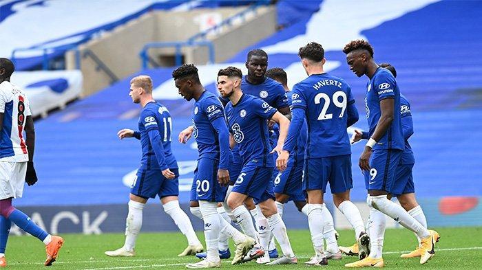 Sedang Berlangsung! Link Live Streaming Chelsea vs Southampton, Pulisic di Starting Line Up
