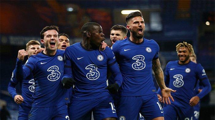 SEDANG Berlangsung Link Live Streaming Arsenal vs Chelsea: Lampard Pasang Duet Werner Pulisic