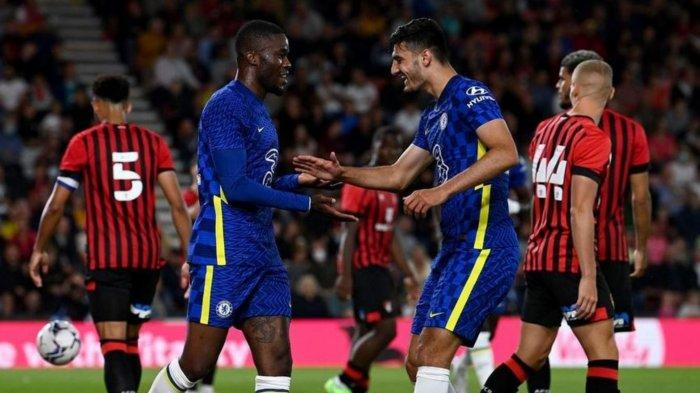 Chelsea Taklukkan Bournemouth 2-1 di Laga Pramusim, Striker Jebolan Akademi Unjuk Ketajaman