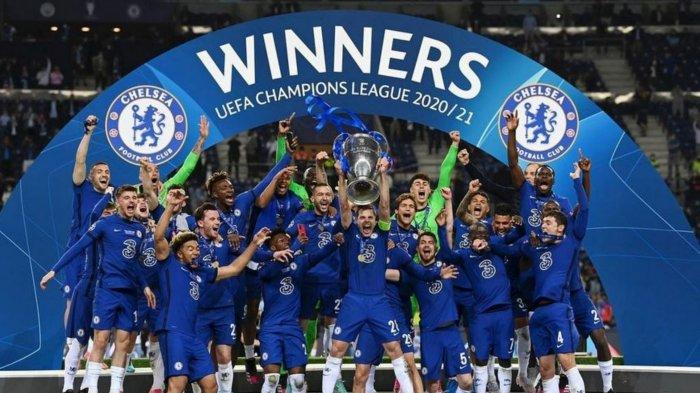 Chelsea Bakal Pamer Trofi Liga Champions di Laga The Mind Series Lawan Tottenham, Goda Harry Kane?