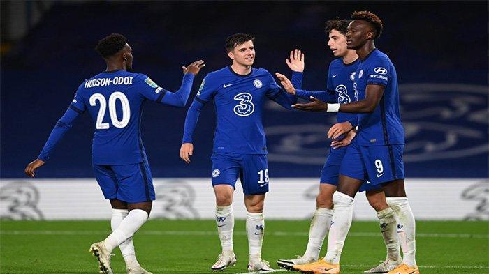 Hasil Lengkap Carabao Cup: Hattrick Perdana Havertz di Chelsea, Arsenal Menang Lawan Leicester City
