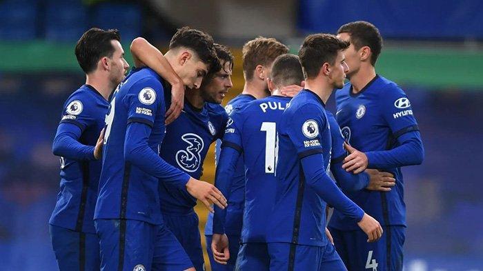 Chelsea berhasil mengakhiri catatan buruknya dalam dua laga terakhir.