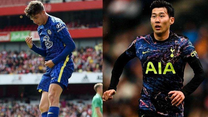 Link Live Streaming Chelsea vs Tottenham Derby London di Laga Pramusim, Live 1:45 WIB