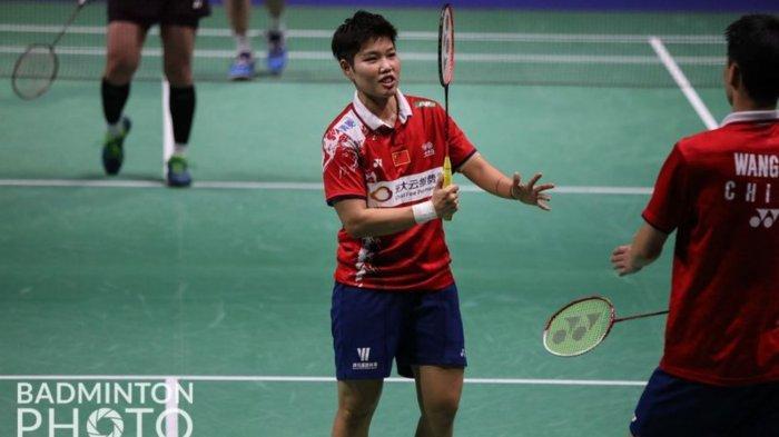 China bakal menantang Jepang di Final Piala Sudirman 2021