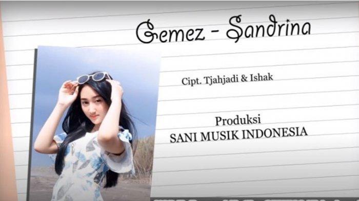 Chord dan Lirik Gemes Kamu Memang Gemes, Lagu Gemes - Sandrina yang Viral di TikTok