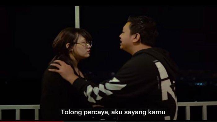 Chord dan Lirik Lagu Satru - Denny Caknan & Happy Asmara, Viral di TikTok Tulung Percoyo Aku Sayang