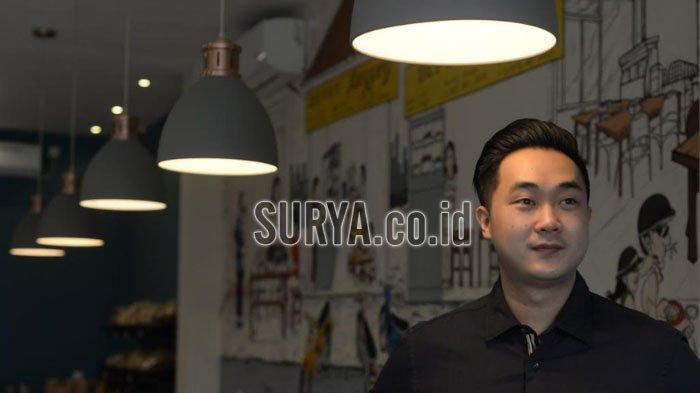Pernah Jadi Chef di Singapura, Chris Albion Kini Mantap Geluti Usaha Kuliner di Kota Surabaya