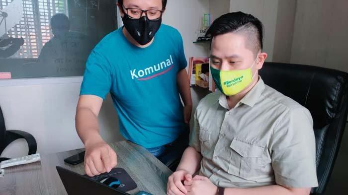 Komunal Kucurkan Rp 300 Miliar guna Pemulihan Ekonomi akibat Dampak Pandemi Covi-19