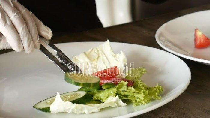 Garnish yang Mempercantik Makanan dan Menambah Selera saat Makan