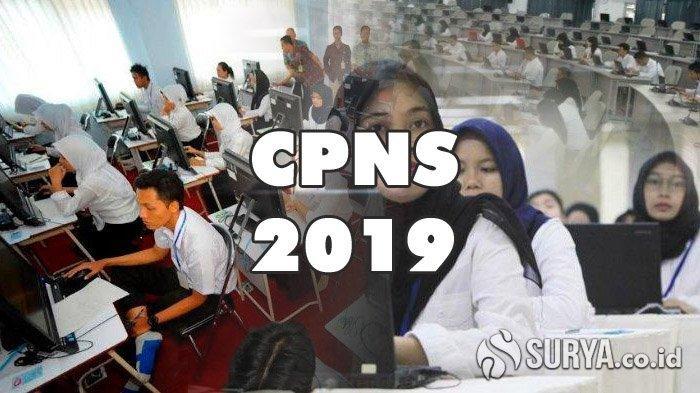 4.658 Pelamar CPNS Pemprov Jatim Sudah Pilih Lokasi Tes SKB