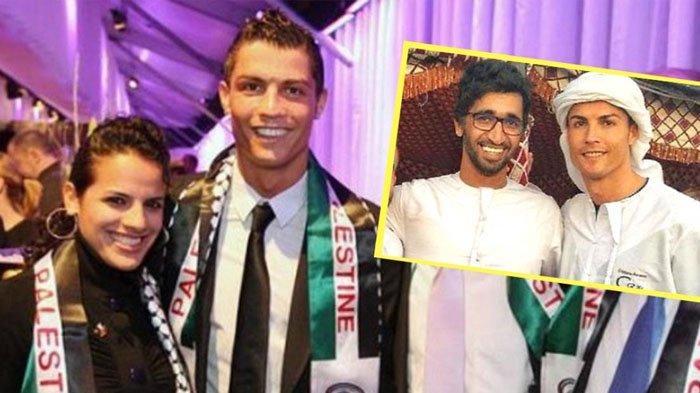 Untuk Ringankan Penderitaan Rakyat Palestina, Ramadan Ini Cristiano Ronaldo Sumbang 1,5 Juta Dolar