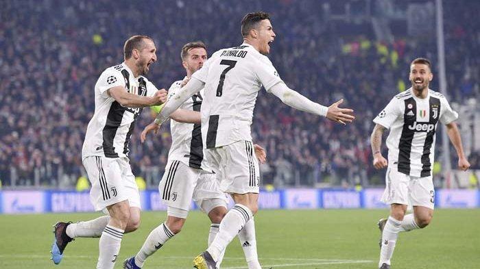 Cristiano Ronaldo Merasa Betah di Italia dan Berkomentar Kembalinya Zidane ke Real Madrid