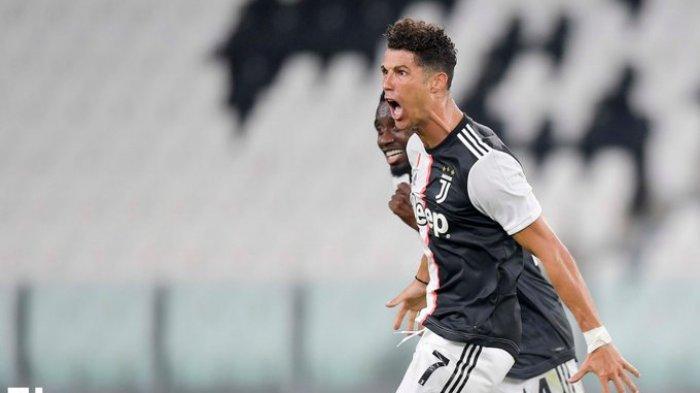 Cristiano Ronaldo cetak gol lagi usai pulih dari COVID-19