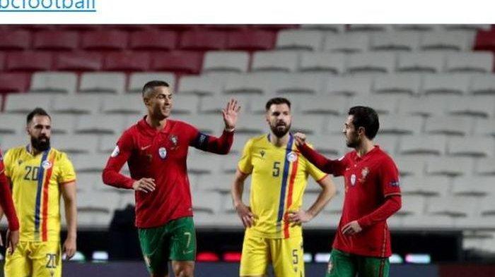 EURO 2020 - Permintaan Fernando Santos ke Cristiano Ronaldo di Timnas Portugal
