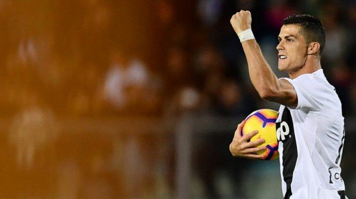 Hasil Liga Italia - Ronaldo Jadi Pahlawan Juventus Berkat Dua Gol ke Gawang Empoli