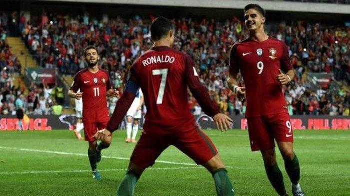 Jadwal Siaran Langsung Piala Dunia 2018 Portugal vs Maroko Malam Ini, Simak 6 Fakta Menariknya