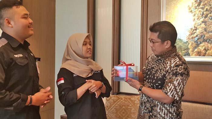 PLN Beri Apresiasi Tim Barunastra ITS Surabaya