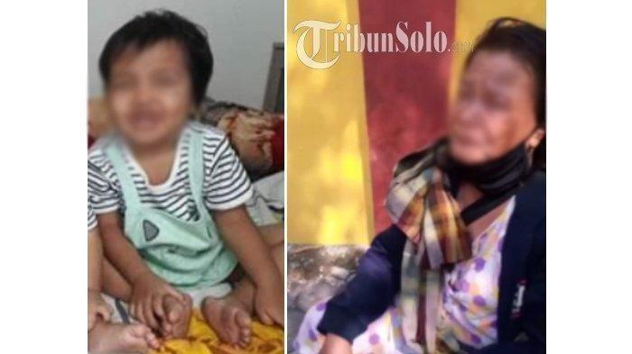 Bocah 2 Tahun Diculik Pengemis, Diajak Jalan Kaki 2 Jam, Ngaku Nemu Anak di Tempat Sampah