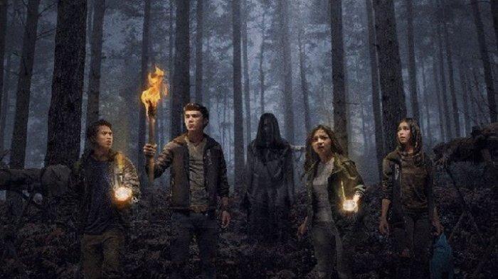 Sinopsis Film Horor Alas Pati di TRANS 7 Hari ini Jam 21.30, Teror Misterius di Hutan Mati