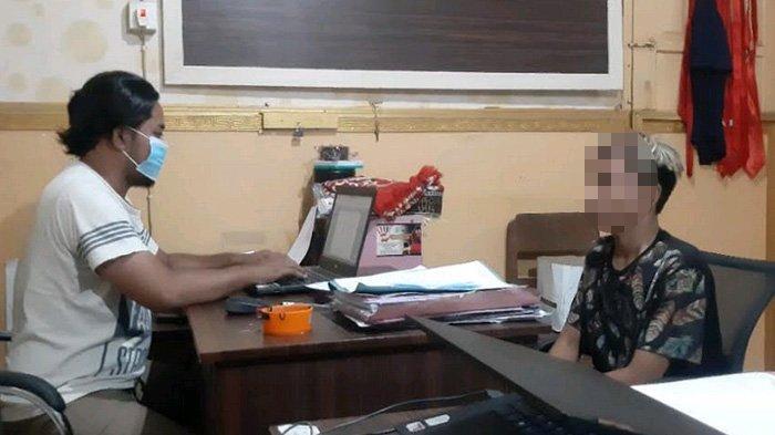 Sikat Motor Yang Dikunci Setir, Pelaku Curanmor di Sampang Digagalkan Tetangga Korban