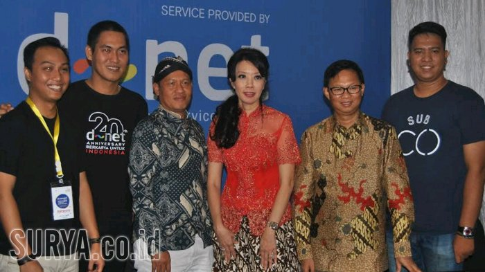 Gandeng Facebook, D~NET Kembangkan Express WiFi di Surabaya