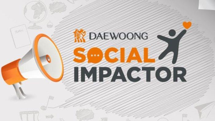 Daewoong Ajak Mahasiswa Jadi Duta Perusahaan Lewat Program 'Daewoong Social Impactor'