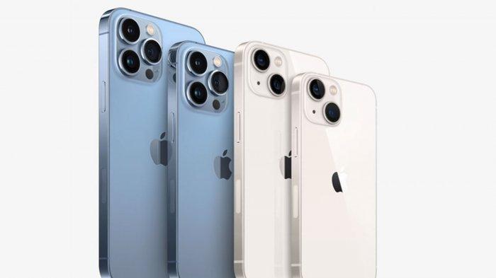 Daftar Harga dan Spesifikasi iPhone 13 Series: Paling Murah Seri Mini 128 GB Dibanderol Rp 9,9 Juta