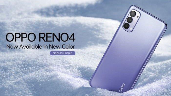 Daftar Harga Hp Oppo Edisi 5 Oktober 2020: Seri A31 Rp 3 Jutaan, Reno4 Warna Nebula Purple Rilis