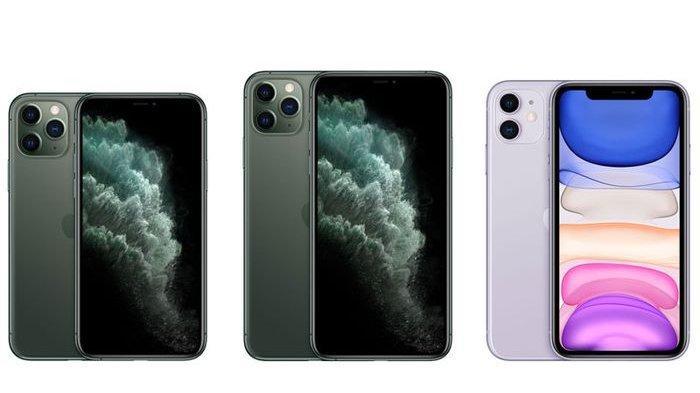 Daftar Harga iPhone Terbaru 13 Juni 2020: Seri 7 Plus hingga Terlaris iPhone 11 Mulai 14 Jutaan