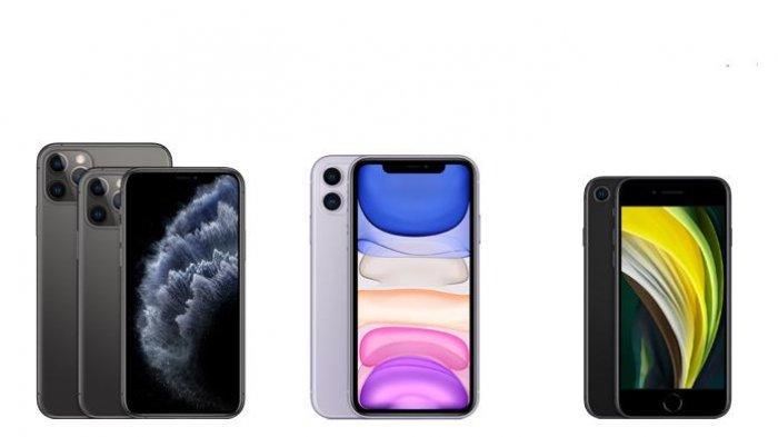 Update Daftar Harga iPhone Terbaru 15 Juli 2020 Lengkap iPhone 7 Plus hingga iPhone 11 Pro Max