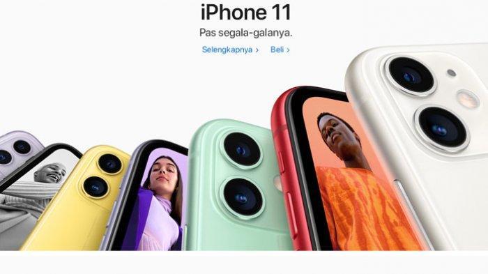 Update Daftar Harga iPhone 24 Juni 2020, Ini Daftar Seri yang Bisa Update iOS 14 dan Kelebihannya