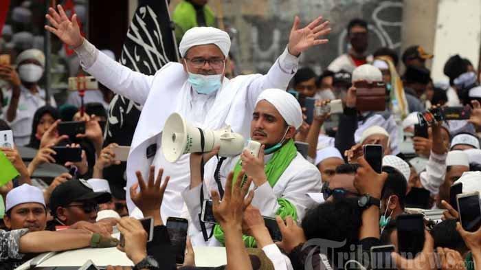 Sejarah Front Pembela Islam (FPI) Berdiri Tahun 1998, Mulai 30 Desember 2020 Dilarang Beraktivitas