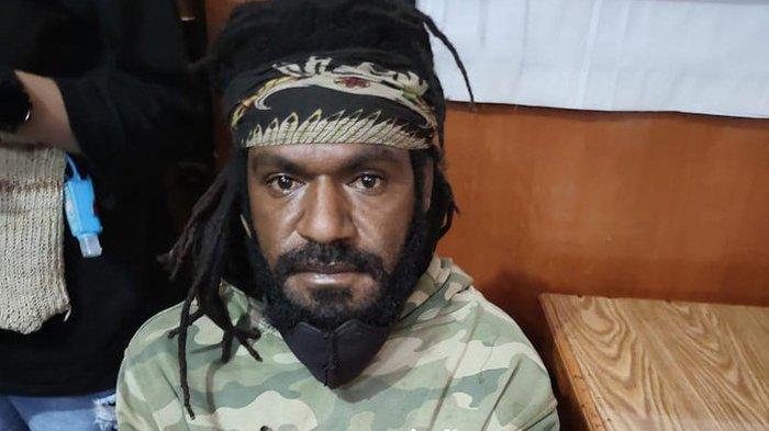 Daftar Kejahatan Osimin Wenda Anggota KKB Papua yang Pernah Serang Kapolda dan Biodatanya