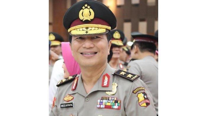 Irjen Nico Afinta Kapolda Jatim yang Disebut Pantas Jadi Kabareskrim gantikan Listyo Sigit Prabowo. Profil, biodata, dan daftar kakayaannya ada di artikel ini