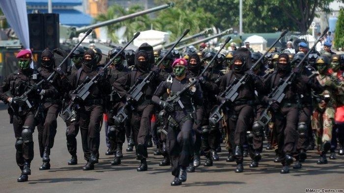 Daftar Kenaikan Gaji TNI AD, AL dan AU Tahun 2019, Mulai Tamtama hingga Perwira Tinggi (Jenderal)