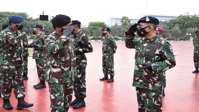 Daftar Kenaikan Pangkat TNI AD, AL dan AU Terbaru, Wakil Jenderal Andika Perkasa Sandang Bintang 3