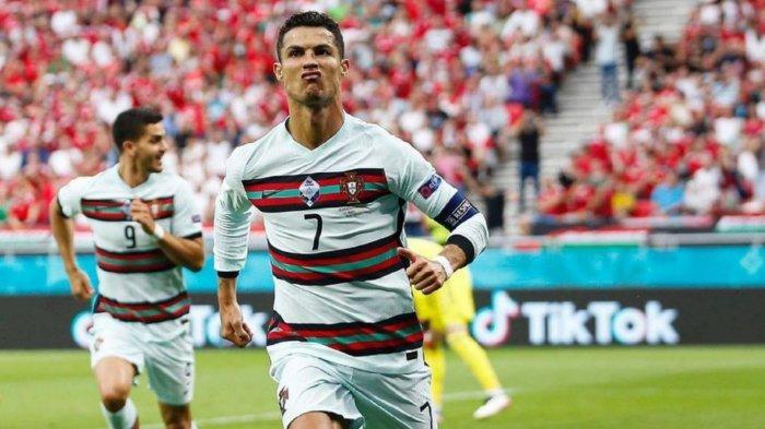Daftar Top Skor Euro 2020 Akhir: Cristiano Ronaldo di Posisi Puncak Meski Tersingkir di 16 Besar