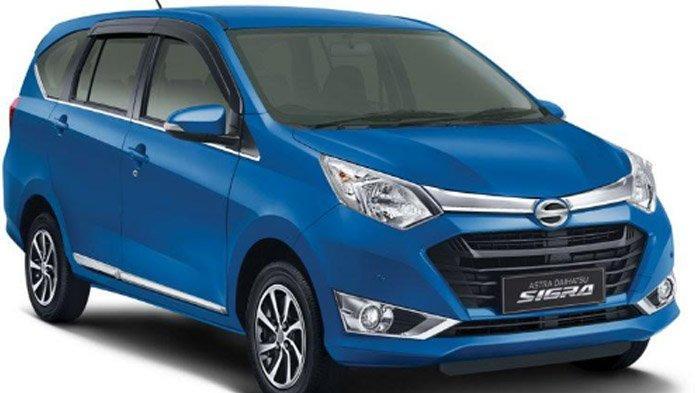 Daftar Harga Mobil Daihatsu Sigra Terbaru 2020, Ada 4 Model dan 7 Pilihan Warna
