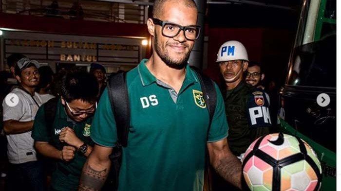 David da Silva Bertahan, Bonek Yakin Persebaya Surabaya Bisa Juara Liga 1 2020