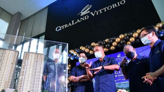 Siap Lanjutkan Proyek CitraLand Vittorio di Wiyung Surabaya, Ciputra Resmikan Marketing Gallery