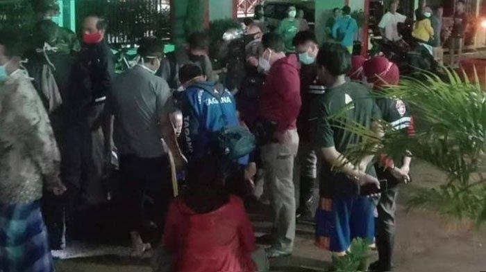 Update Tanah Longsor di Ngetos Kabupaten Nganjuk, Pencarian 20 Warga Dilanjutkan Pagi Ini
