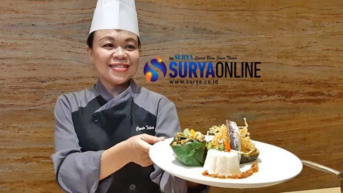 Hotel Santika Pandegiling Surabaya Hadirkan Olahan Daun Talas, Set Menu Sehat Kaya Manfaat