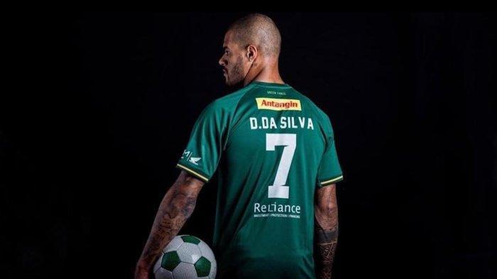 David da Silva Disebut-sebut Bakal Gabung Persija Jakarta karena Osvaldo Haay