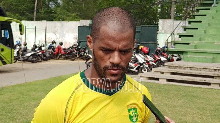David Da Silva Ikut Latihan, Aji Santoso Belum Tentukan Boyong ke Sleman atau Tidak