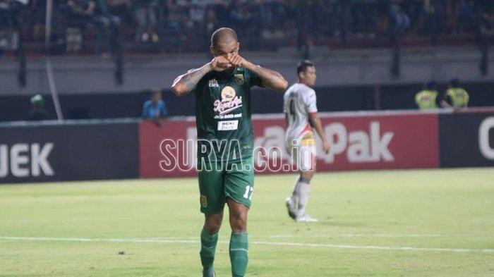Arema FC Butuh Striker Seperti David da Silva untuk Liga 1 Musim Depan