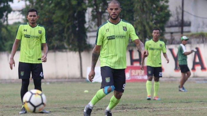 David da Silva Tinggalkan Persebaya Surabaya dan Pulang ke Brasil Sebelum Setujui Kontrak Baru