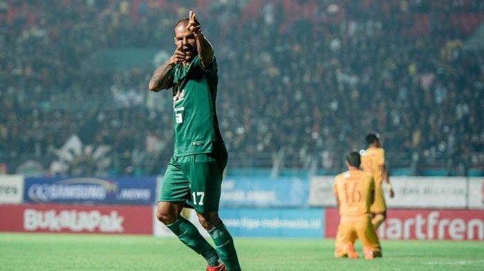 Target 15 Gol,  David da Silva Cetak 20 Gol Setelah Hattrick  ke Gawang Bali United