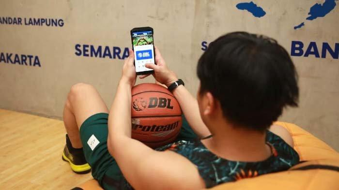 Pertama di Indonesia, DBL Play Skills Competition, Adu Skill Basket via Aplikasi