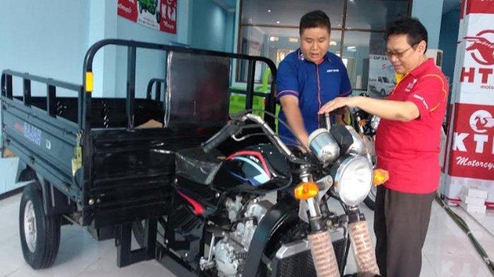 Buka Kantor di Surabaya, Dealer Resmi Motor Roda Tiga KTM Bidik Pasar Pengadaan Pemerintah Daerah